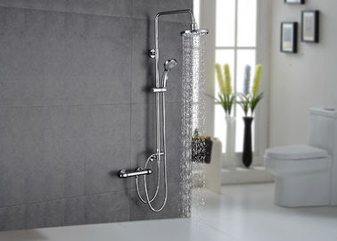 China ROVATE Complete Shower System , Rainfall Shower Set Digital Temperature Controlled supplier